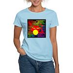 drum and drummer Women's Light T-Shirt