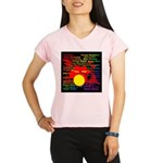drum and drummer Performance Dry T-Shirt