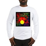 drum and drummer Long Sleeve T-Shirt