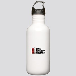 one nation under god l Stainless Water Bottle 1.0L