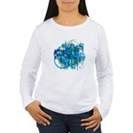 Atom Sea #19 Women's Long Sleeve T-Shirt