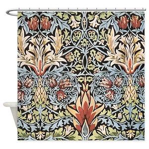 William Morris Shower Curtains