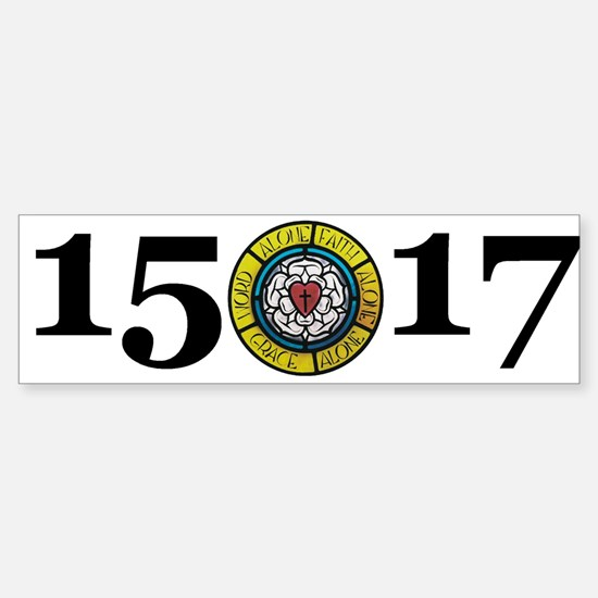 1517.JPG Sticker (Bumper)