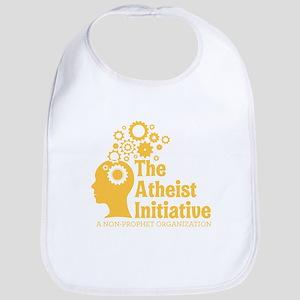 The Atheist Initiative Logo Bib