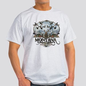 Montana wildlife Light T-Shirt