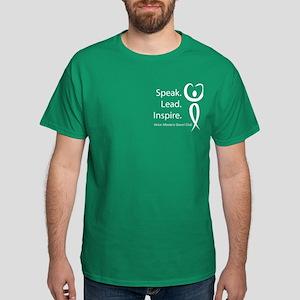 Voice Masters Gavel Club Dark T-Shirt