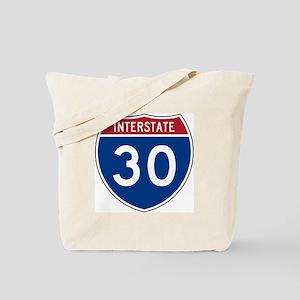 I-30 Highway Tote Bag