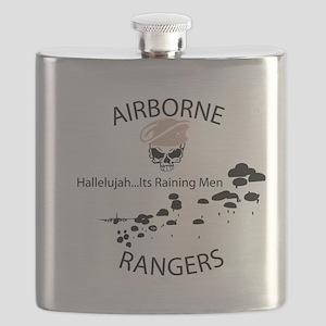 airborne rangers Flask