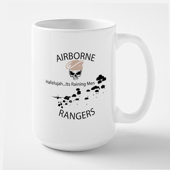 airborne rangers mug