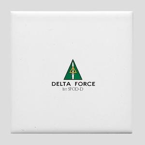 Delta Force Tile Coaster