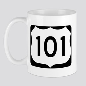 U.S. Route 101 Mug