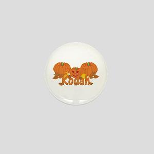 Halloween Pumpkin Kodah Mini Button