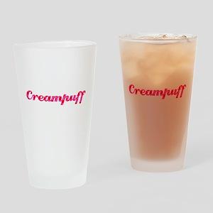 Creampuff Drinking Glass