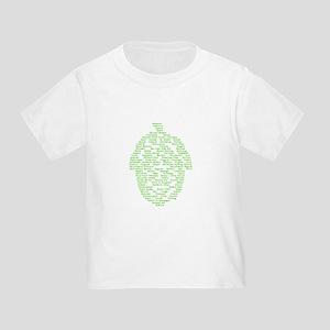 Hops of The World Toddler T-Shirt