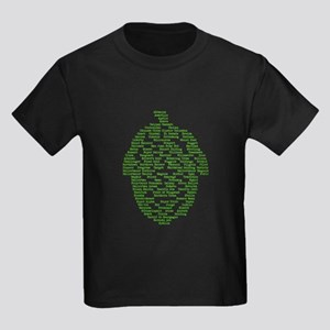 Hops of The World Kids Dark T-Shirt