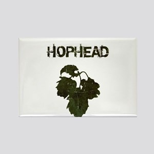 Hophead Rectangle Magnet