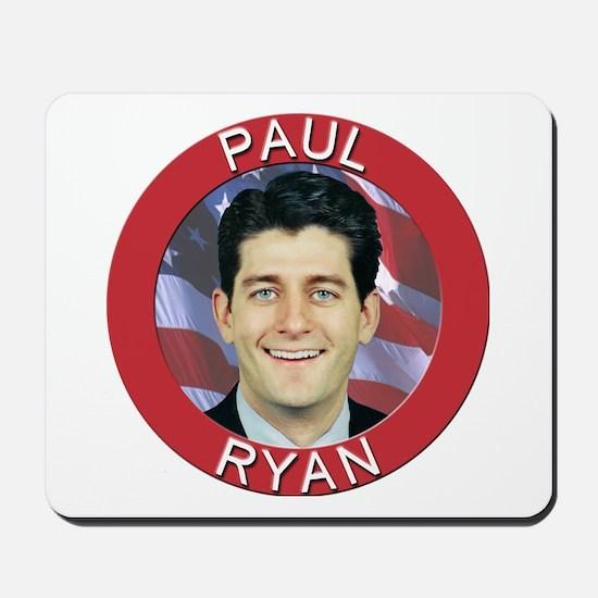 Paul Ryan Mousepad