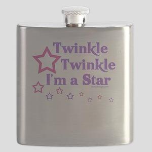 Twinkle Twinkle I'm a Star Flask
