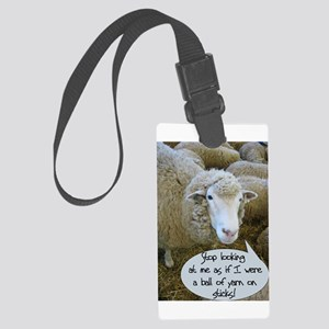 dontewe102408 Large Luggage Tag