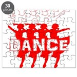 Ballet Parade by DanceShirts.com Puzzle