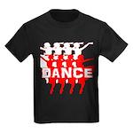 Ballet Parade by DanceShirts.com Kids Dark T-Shirt