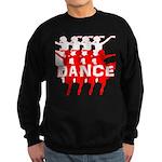 Ballet Parade by DanceShirts.com Sweatshirt (dark)