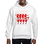 Ballet Parade by DanceShirts.com Hooded Sweatshirt