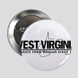 """WV: Separate From VA Since 1863 2.25"""" Button"""
