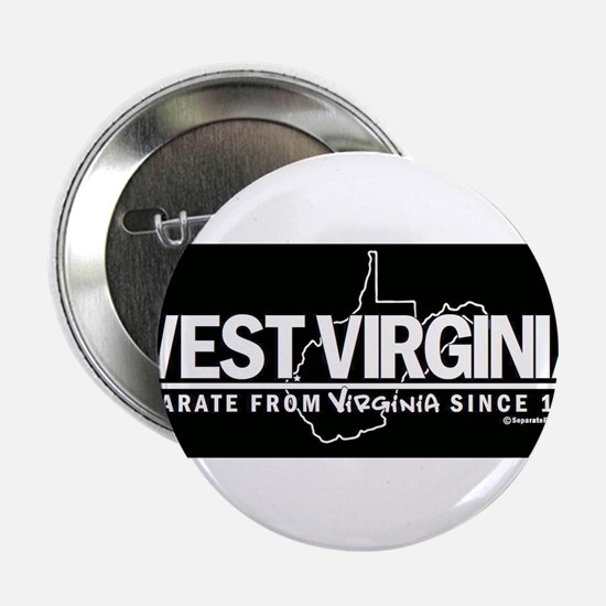 """Separate From VA (black) 2.25"""" Button"""
