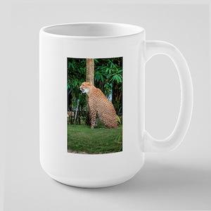 Tampa Cat Large Mug