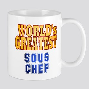World's Greatest Sous Chef Mug