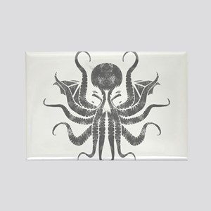 Cthulhu Rectangle Magnet