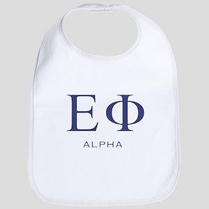 ElitistFucks Epsilon Phi Logo Bib