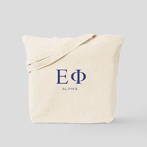 ElitistFucks Epsilon Phi Logo Tote Bag