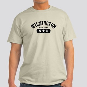Wilmington NC Light T-Shirt