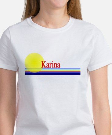 Karina Women's T-Shirt