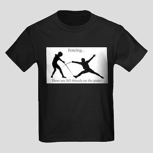 No friends Kids Dark T-Shirt