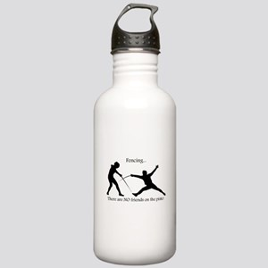 No friends Stainless Water Bottle 1.0L