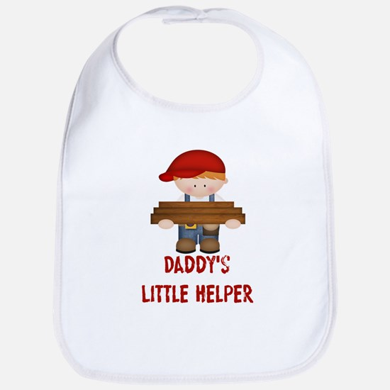 Daddys Little Helper Bib