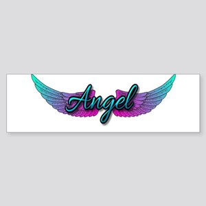Angel Sticker (Bumper)
