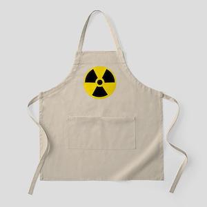 Radioactive Symbol Apron