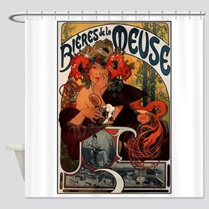 BieresDeLaMeuse Shower Curtain