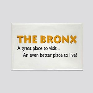 The Bronx Rectangle Magnet (100 pack)
