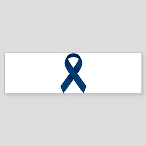 Blue Ribbon Sticker (Bumper)