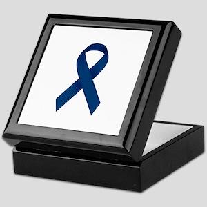 Blue Ribbon Keepsake Box