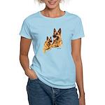 German Shepherd Women's Light T-Shirt