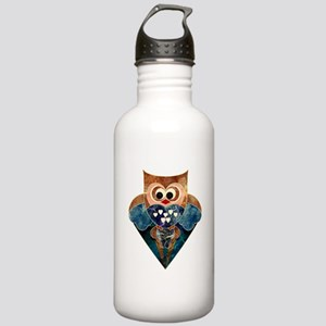 Soaring Owl Stainless Water Bottle 1.0L