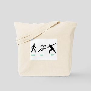Bolt Jamaica Tote Bag