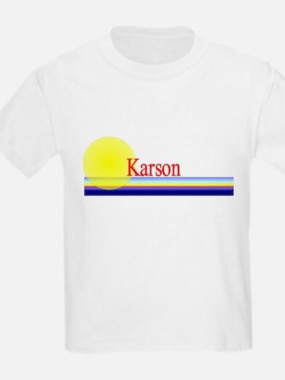 Karson Kids T-Shirt