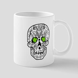 Skull clover Mug
